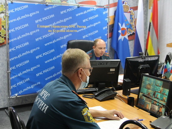 В Курске обсудили вопросы пожарной безопасности студенческих общежитий