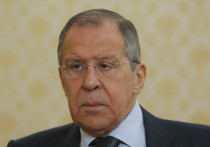 Лавров заявил, что Западу выгодна «лающая на Россию» Украина