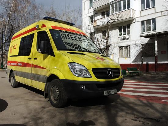Московский школьник выпал из окна в День знаний