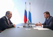 Лавров поддержал крупные международные мероприятия Свердловской области