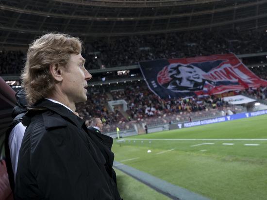 «Он не сбитый летчик»: что говорят про дебют Карпина в сборной России