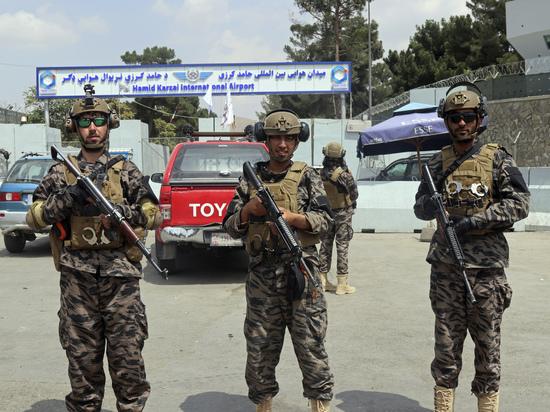 Талибы заявили о готовности создать собственные танковые войска
