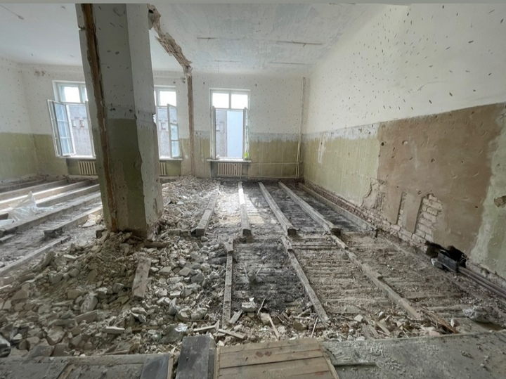 К следующему учебному году намерены завершить обновление Псковского технического лицея, фото-2
