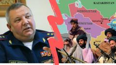 Генерал МВД объяснил опасность вторжения талибов в Среднюю Азию