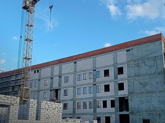 Новый ковидный госпиталь в Курске должен принять первых пациентов в октябре