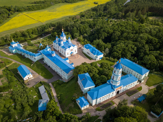 В Курской области из-за коронавируса до 15 сентября закрыли на карантин монастырь Коренная пустынь