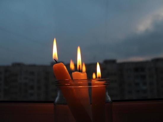 В Курске с 6 по 10 сентября на 32 улицах проведут отключение электричества
