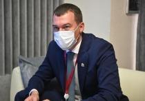 Глава Хабаровского края Михаил Дегтярев заявил, что Хабаровск станет городом-миллионником раньше, чем нынешняя столица Дальневосточного федерального округа - Владивосток