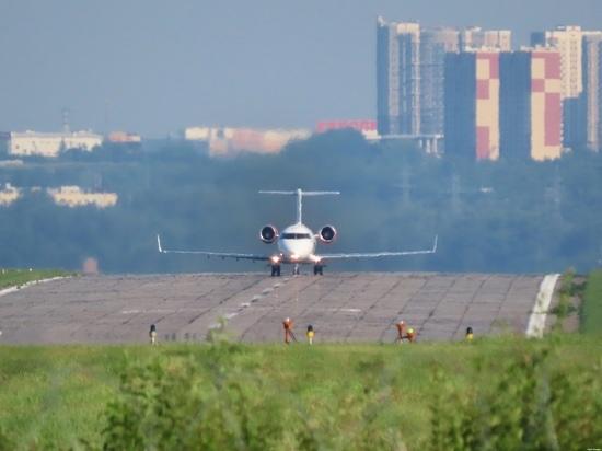 За лето услугами международного аэропорта Курск воспользовались почти 36 тысяч человек