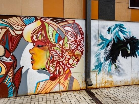 Граффити-баттл «На высоте» пройдет в Томске