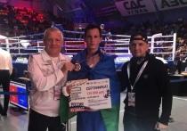 Житель Обнинска стал призером чемпионата России по боксу