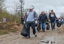 10 тысяч кубов мусора: предварительные итоги масштабной экоакции подвели в Новом Уренгое