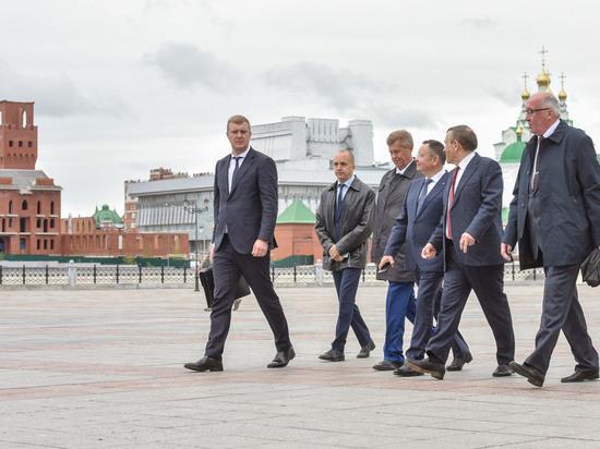 Глава Минстроя РФ ознакомился с планами развития Йошкар-Олы