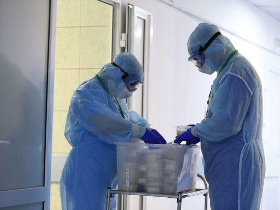 В Курском регионе последствия коронавируса стали причиной смерти для еще 7 человек