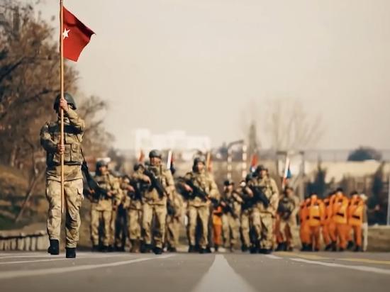 Жители страны не прочь заняться восстановлением Османской империи