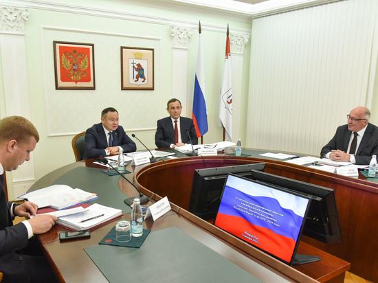 Министр строительства РФ пообщался с журналистами Марий Эл