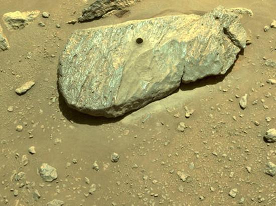 Российский ученый назвал забор марсианского грунта историческим событием