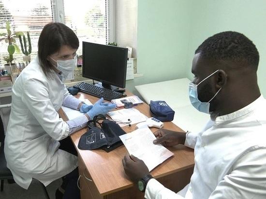 В Курскую область для вакцинации иностранцев поступило свыше 8 тысяч доз вакцины «Спутник Лайт»