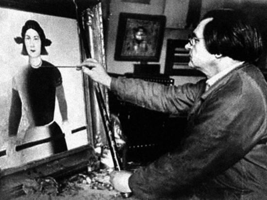 Монументальная живопись в честь Казимира Малевича появится в Курске