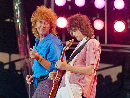 Премьера фильма о Led Zeppelin пройдет с беспрецедентными мерами безопасности