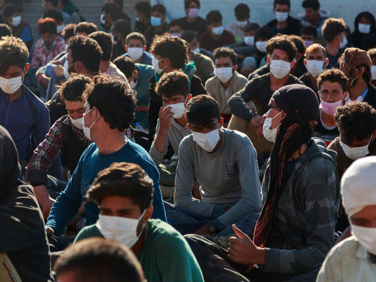 Среди эвакуированных на Запад афганцев оказались экстремисты и преступники