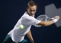 Даниил Медведев вышел в 1/8 финала на US Open