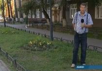 С улицы Щетинкина в Абакане пропала скульптура плетённых человечков
