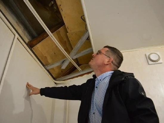Перепланировка квартиры в Серпухове могла привести к обрушению этажа