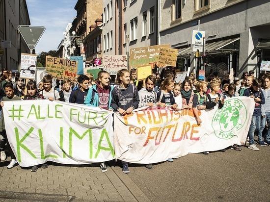 Германия: Акция в Берлине за солидарное общество