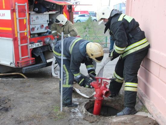 В Курской области проверят источники противопожарного водоснабжения