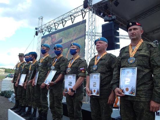 Завершились самые масштабные в истории Армейские международные игры