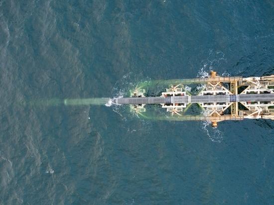 Немецкий политолог раскрыл условия снятия санкций с «Северного потока-2»