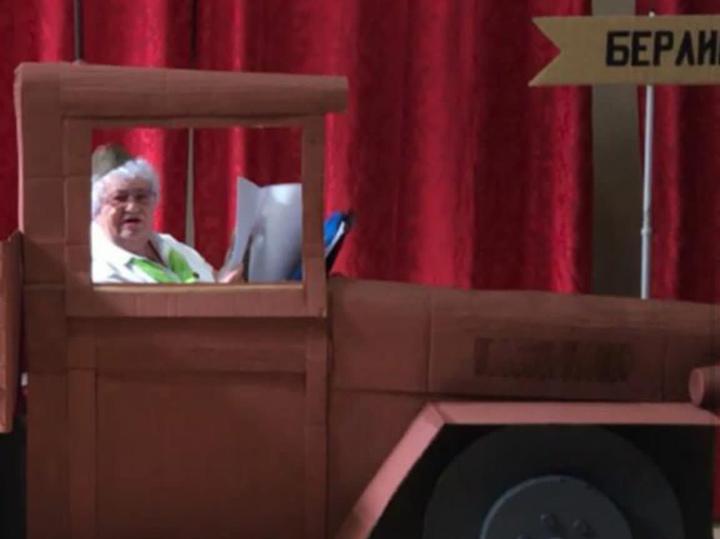 Театр для пожилых: всё как обычно, но не совсем