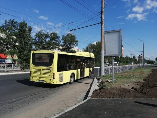 В Оренбурге исчезнет автобусный маршрут