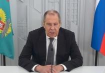 Глава МИД России поприветствовал участников форума «Хабаровский процесс»
