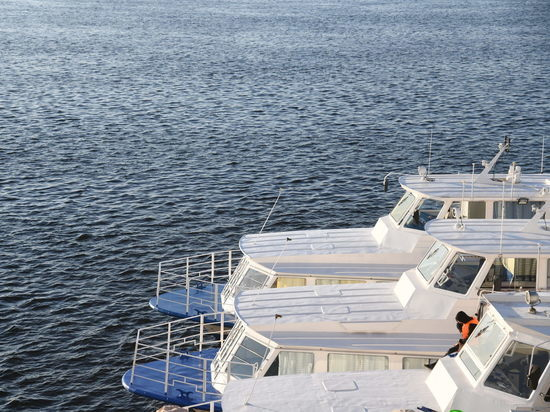 Установлено расположение пропавшего под Астраханью пассажирского катера