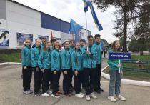 Команда студентов лицея №34 представит Кострому на Президентских играх в Анапе
