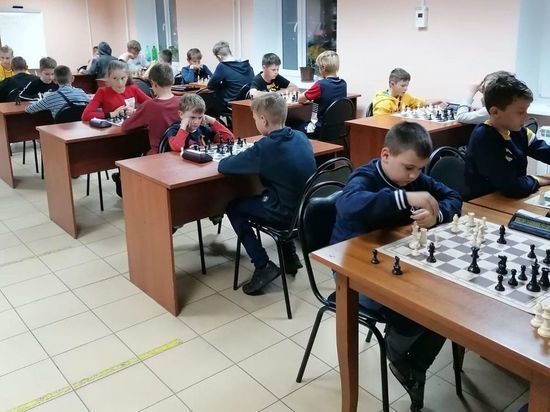 Блицтурнир по шахматам прошел в Серпухове