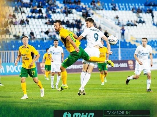 ПФК «Кубань» на выезде обыграл «Волгарь» и покинул зону вылета ФНЛ