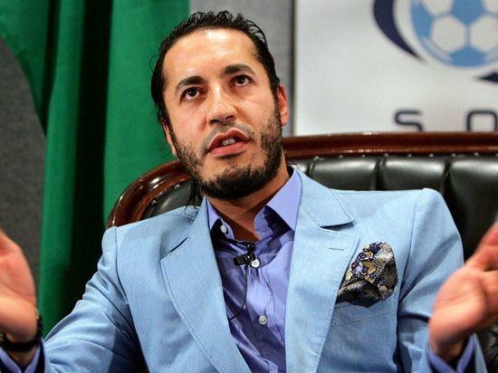 Освобожденный из тюрьмы сын Каддафи покинул Ливию