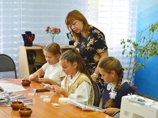 Комплексное оснащение кабинетов провели в Доме детства и юношества Серпухова
