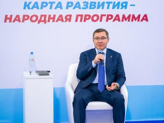 Владимир Якушев: «Ответственности не боюсь»