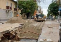 Улицу Новую в Рязани откроют в два этапа