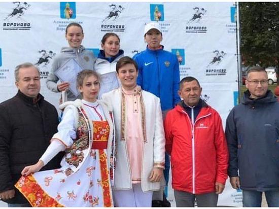 Якутская спортсменка стала бронзовой медалисткой Кубка России