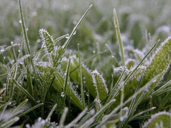 В Якутске прогнозируются ночные заморозки