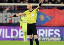 Карасев назначен главным арбитром отборочного матча ЧМ Греция - Швеция