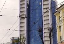 В Калуге вынуждены отключить подсветку Дворца спорта