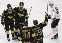 Хоккеисты «Авангарда» из Омска завершают первую домашнюю серию матчем с «Амуром»