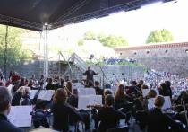 В Выборге прошел фестиваль классической музыки «Мелодия трех морей»