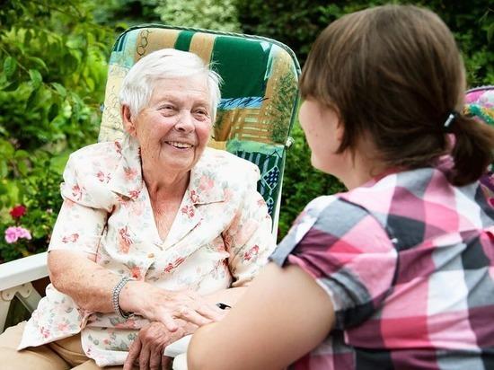 Старость — состояние, с которым придется столкнуться каждому из нас